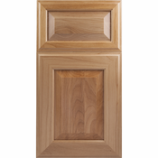 Beech Mitered Cabinet Door<br>Raised Panel<br>Series F22-Raised Unfinished