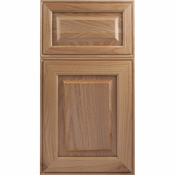 Beech Mitered Cabinet Door<br>Raised Panel<br>Series F30-Raised Unfinished