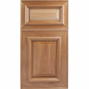 Beech Mitered Cabinet Door<br>Raised Panel<br>Series F35-Raised Unfinished