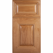 Beech Mitered Cabinet Door<br>Raised Panel<br>Series F53-P6 Unfinished