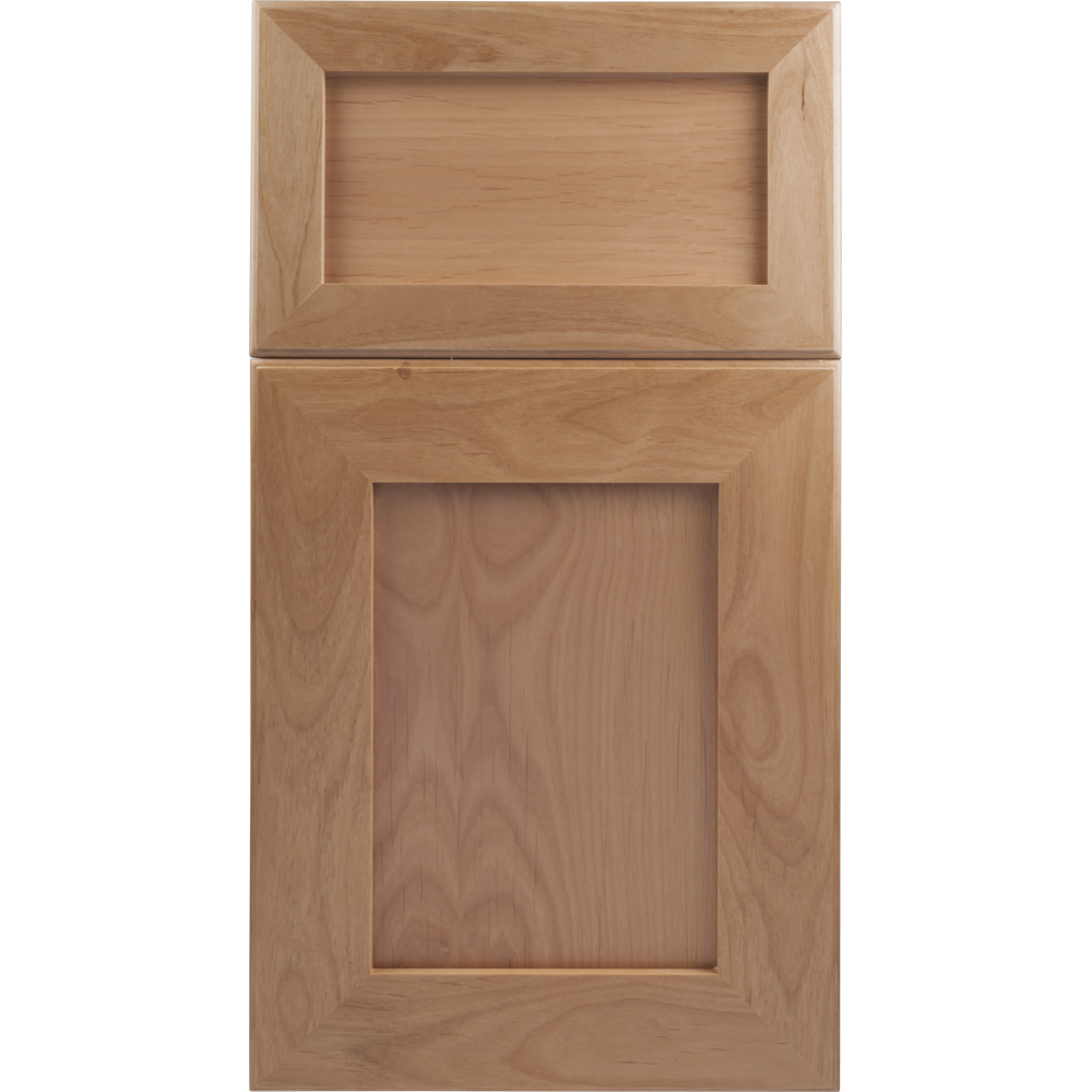 Hard Maple Mitered Cabinet Doorrecessed Panelseries F26 P1 Unfinished Hard Maple Select