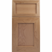 Beech Mitered Cabinet Door<br>Recessed Panel<br>Series F26-P1 Unfinished