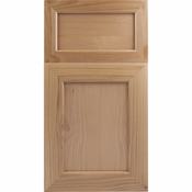 Soft Maple Mitered Cabinet Drawer<br>Recessed Panel<br>Series R29-P1 Unfinished