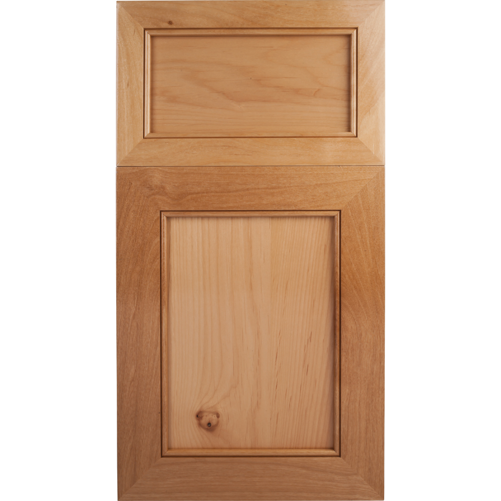 Beech Mitered Cabinet Door Recessed Panel Series F31 P1 Unfinished