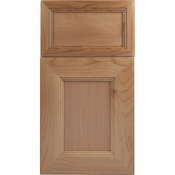 Beech Mitered Cabinet Door<br>Recessed Panel<br>Series F40-P1 Unfinished