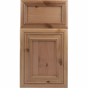 Beech Mitered Cabinet Door<br>Recessed Panel<br>Series F44-P1 Unfinished