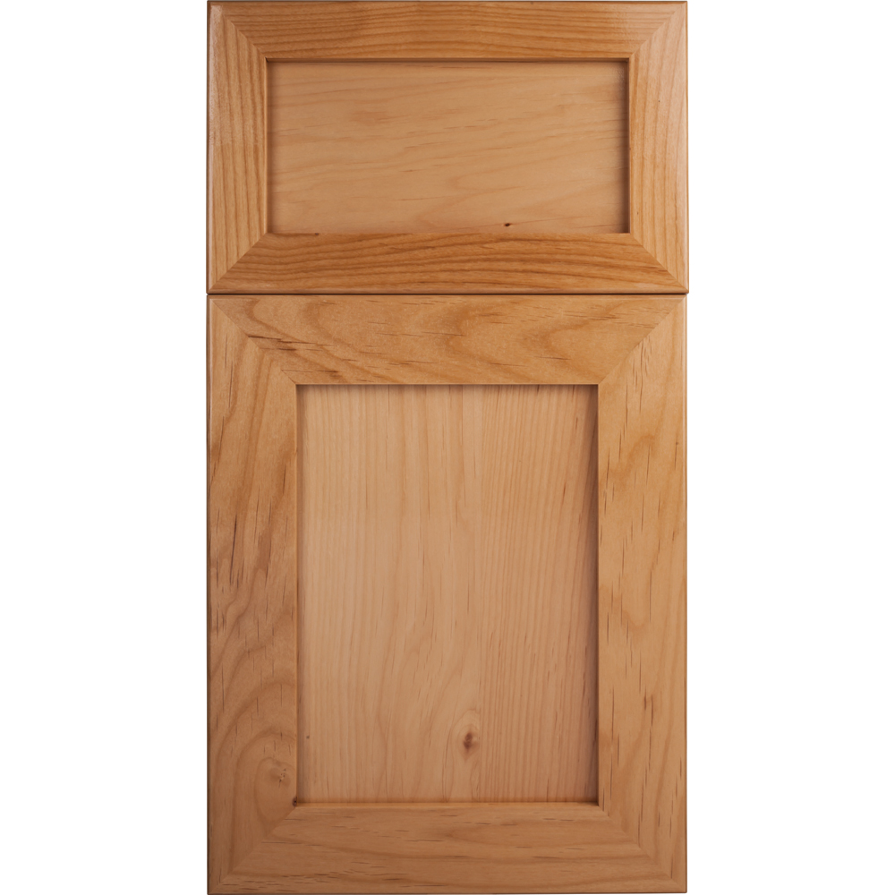 Hard Maple Mitered Cabinet Doorrecessed Panelseries F5 P1 Unfinished Hard Maple Select