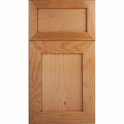 Beech Mitered Cabinet Door<br>Recessed Panel<br>Series F5-P1 Unfinished