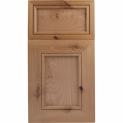 Soft Maple Mitered Cabinet Drawer<br>Recessed Panel<br>Series R51-P1 Unfinished