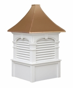 Alexander Style - Louvered Cupola - Signature Series