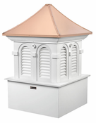 Good Directions - Alexandria Style - Louvered Cupola - Smithsonian Series - 4226DL
