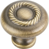 Antique Brushed Satin Brass