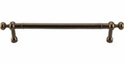 "Top Knobs - Appliance Collection - Somerset Weston Appliance Pull 18"" (c-c) - German Bronze - M833-18"