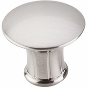 "Top Knobs - Asbury Collection - Lund Knob 1 1/4"" - Brushed Satin Nickel - M1306"