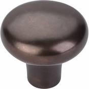 "Top Knobs - Aspen Collection - Aspen Round Knob 1 5/8"" - Medium Bronze - M1562"