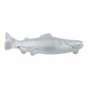 "Atlas Homewares - 2217-BRN - Fish Pull 3"" CC - Brushed Nickel"