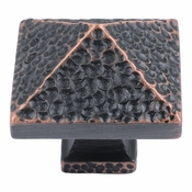 Atlas Homewares - 2237-VB - Craftsman Knob - Venetian Bronze