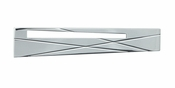 "Atlas Homewares - 253L-CH - Modernist Left Pull 3"" CC - Polished Chrome"