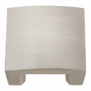 "Atlas Homewares - 254-BRN - Centinel Solid Knob 1.25"" CC - Brushed Nickel"