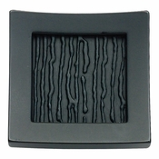 Atlas Homewares - 270-BL - Primitive Knob - Matte Black