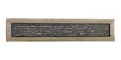 "Atlas Homewares - 271-BB - Primitive Pull 3"" CC - Burnished Bronze"