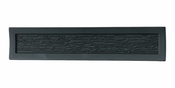 "Atlas Homewares - 271-BL - Primitive Pull 3"" CC - Matte Black"