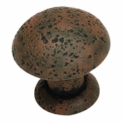 Atlas Homewares - 272-R - Olde World Knob - Rust