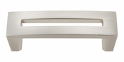 "Atlas Homewares - 275-BRN - Centinel Pull 3"" CC - Brushed Nickel"