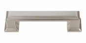 "Atlas Homewares - 291-BRN - Sutton Place Pull 3"" CC - Brushed Nickel"