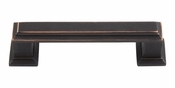 "Atlas Homewares - 291-VB - Sutton Place Pull 3"" CC - Venetian Bronze"