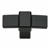 Atlas Homewares - 301-BL - Buckle-Up Knob - Matte Black