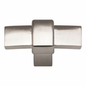 Atlas Homewares - 301-BRN - Buckle-Up Knob - Brushed Nickel