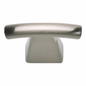 Atlas Homewares - 305-BRN - Fulcrum Knob - Brushed Nickel