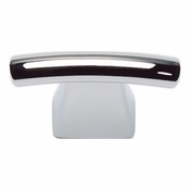 Atlas Homewares - 305-CH - Fulcrum Knob - Polished Chrome
