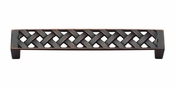 Atlas Homewares - 311-VB - Lattice Pull 128 MM CC - Venetian Bronze