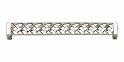 Atlas Homewares - 312-PN - Lattice Pull 160 MM CC - Polished Nickel