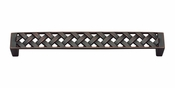 Atlas Homewares - 312-VB - Lattice Pull 160 MM CC - Venetian Bronze