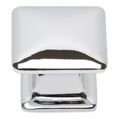 Atlas Homewares - 322-CH - Alcott Square Knob - Polished Chrome