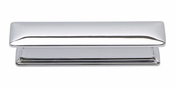 "Atlas Homewares - 323-CH - Alcott Pull 3"" CC - Polished Chrome"