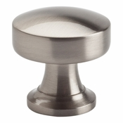 Atlas Homewares - 325-BRN - Browning Round Knob - Brushed Nickel
