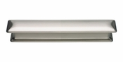Atlas Homewares - 349-BRN - Alcott Pull 128 MM CC - Brushed Nickel