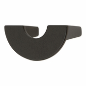 Atlas Homewares - 353-BL - Roundabout Pull 32 MM CC - Matte Black
