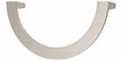 Atlas Homewares - 355-BRN - Roundabout Pull 128 MM CC - Brushed Nickel