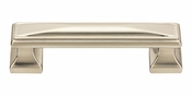 Atlas Homewares - 372-BRN - Wadsworth Pull 3 3/4 Inch - Brushed Nickel