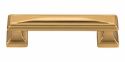 Atlas Homewares - 372-WB - Wadsworth Pull 3 3/4 Inch - Warm Brass