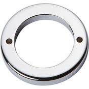 Atlas Homewares - 389-CH - Tableau Round Base 1 7/8 Inch - Polished Chrome