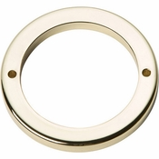 Atlas Homewares - 390-FG - Tableau Round Base 2 1/2 Inch - French Gold