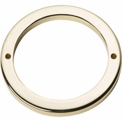 Atlas Homewares - 391-FG - Tableau Round Base 3 Inch - French Gold