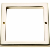 Atlas Homewares - 395-FG - Tableau Square Base 3 Inch - French Gold