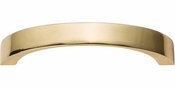 Atlas Homewares - 398-FG - Tableau Curved Handle 2 1/2 Inch - French Gold